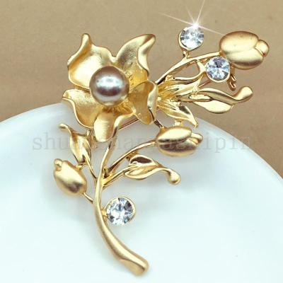 South Korea Brooch universal jewelry alloy Brooch clothing decoration Brooch creative pin CXT