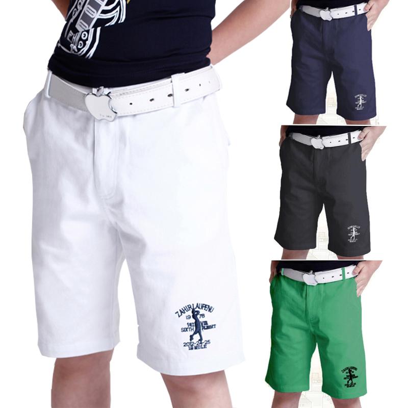 Ребенок гольф одежда шорты мальчиков шорты лето быстросохнущие воздухопроницаемый движение брюки в больших детей пять минут штаны