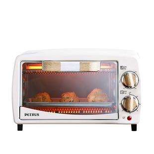 柏翠pet11迷你家用多功能电烤箱