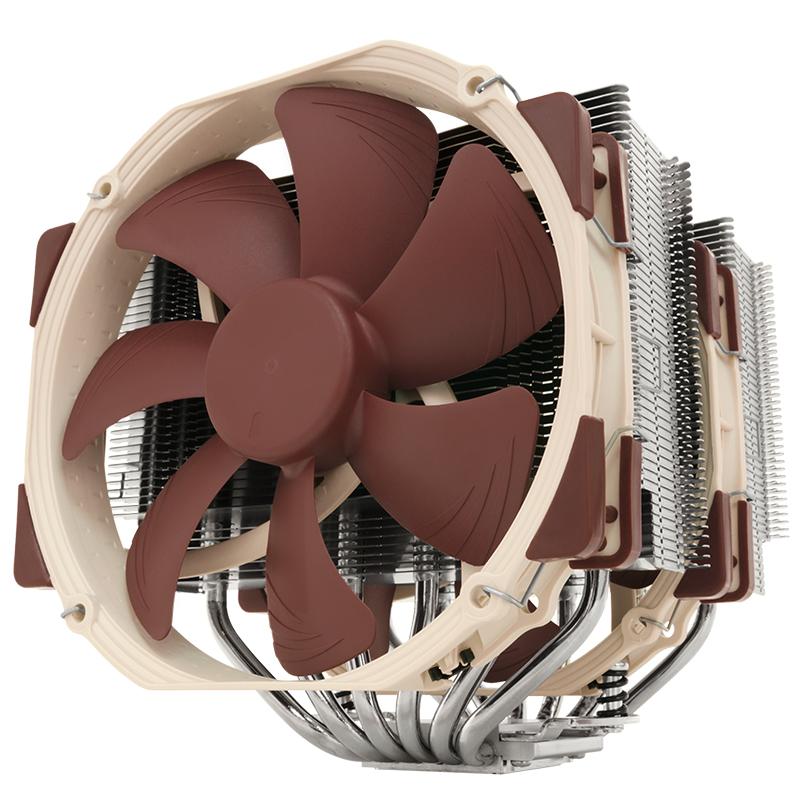 猫头鹰 NH-D15 SE-AM4  6热管 A15 PWM双风扇 AMD AM4平台