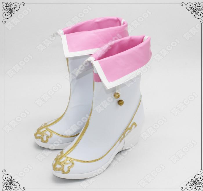 少年锦衣卫朱延��cos鞋九公主阿九cosplay鞋古装古风靴子