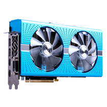 Sapphire RX 580 RX 590 8G Ultra Platinum Platinum OC 2048SP computer game standalone graphics 8G