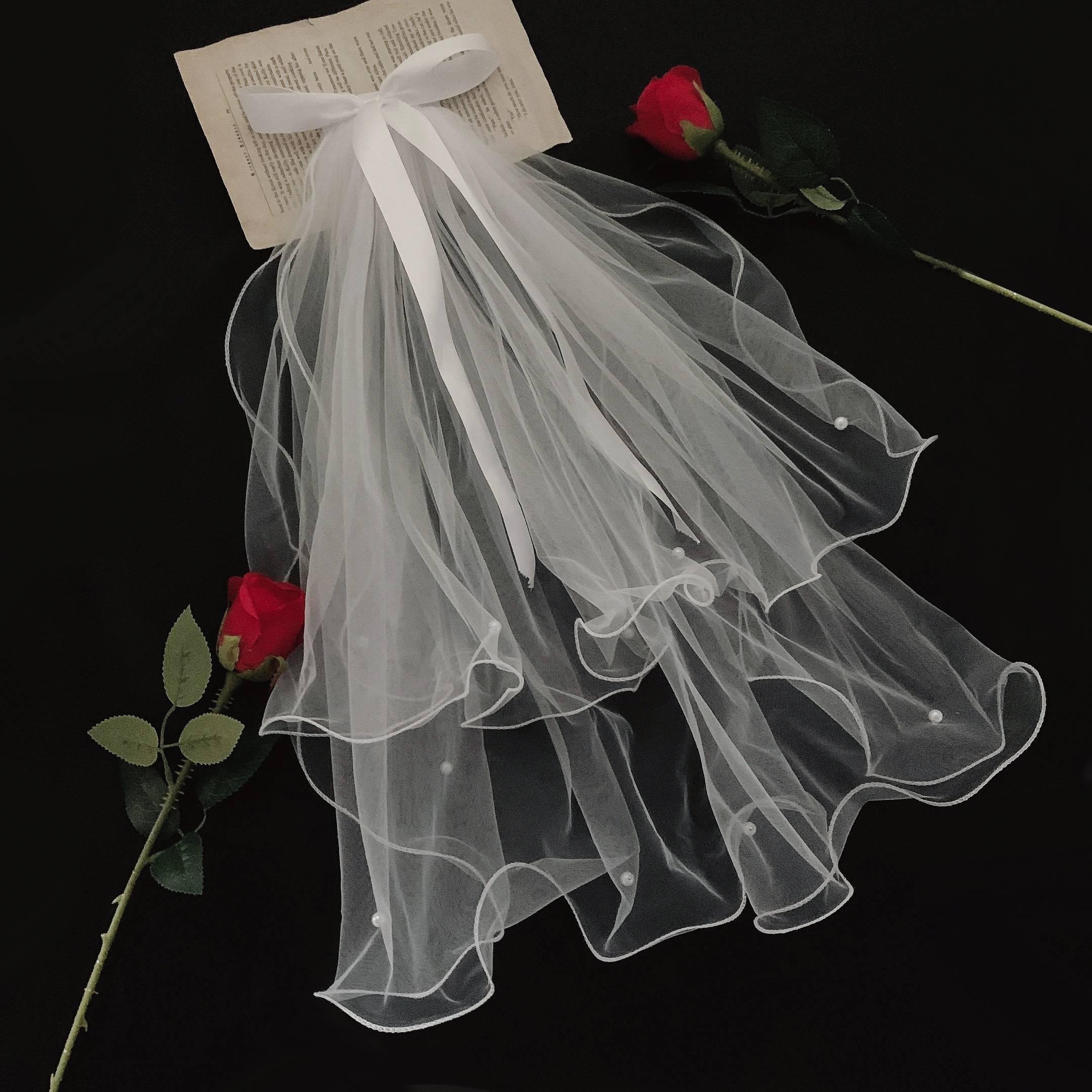 新娘头饰仙气订婚白纱婚纱2021年新款王冠女十八岁生日公主头发饰