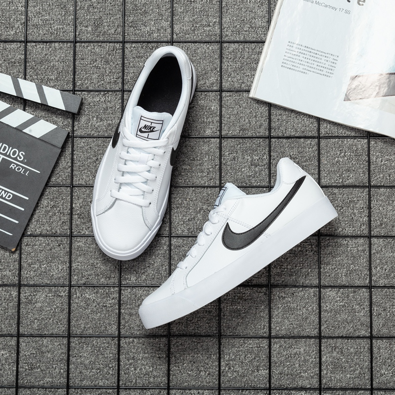 Nike shoes men's official website flagship men's shoes pioneer sb authentic summer casual small white shoes low top sports shoes