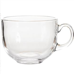 家用日式麥片杯早餐杯大容量馬克杯子燕麥杯帶蓋勺牛奶杯碗酸奶杯