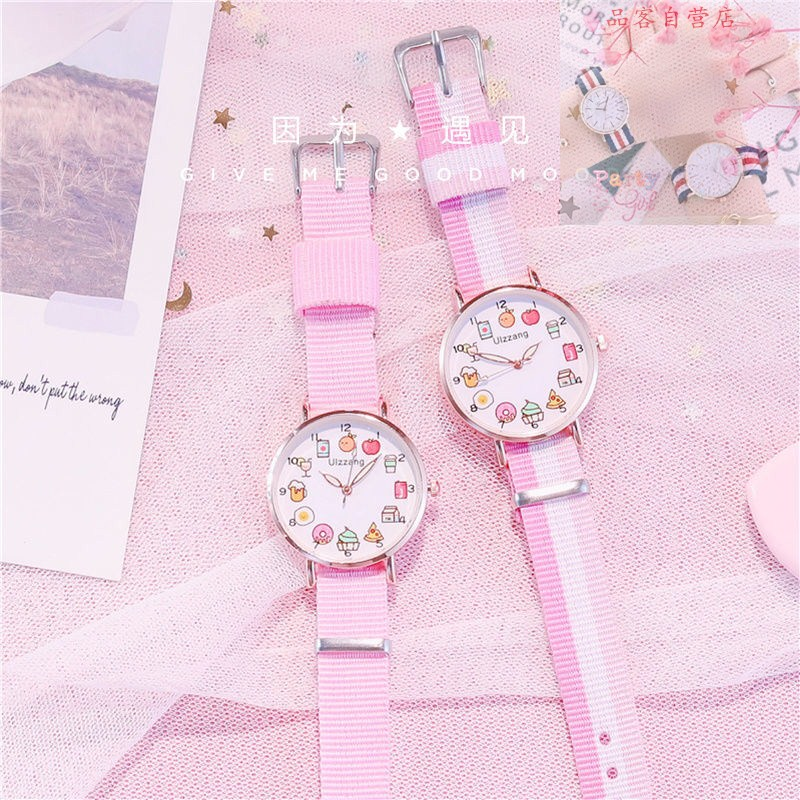 Unicorn watch girls lovely and funny girls heart