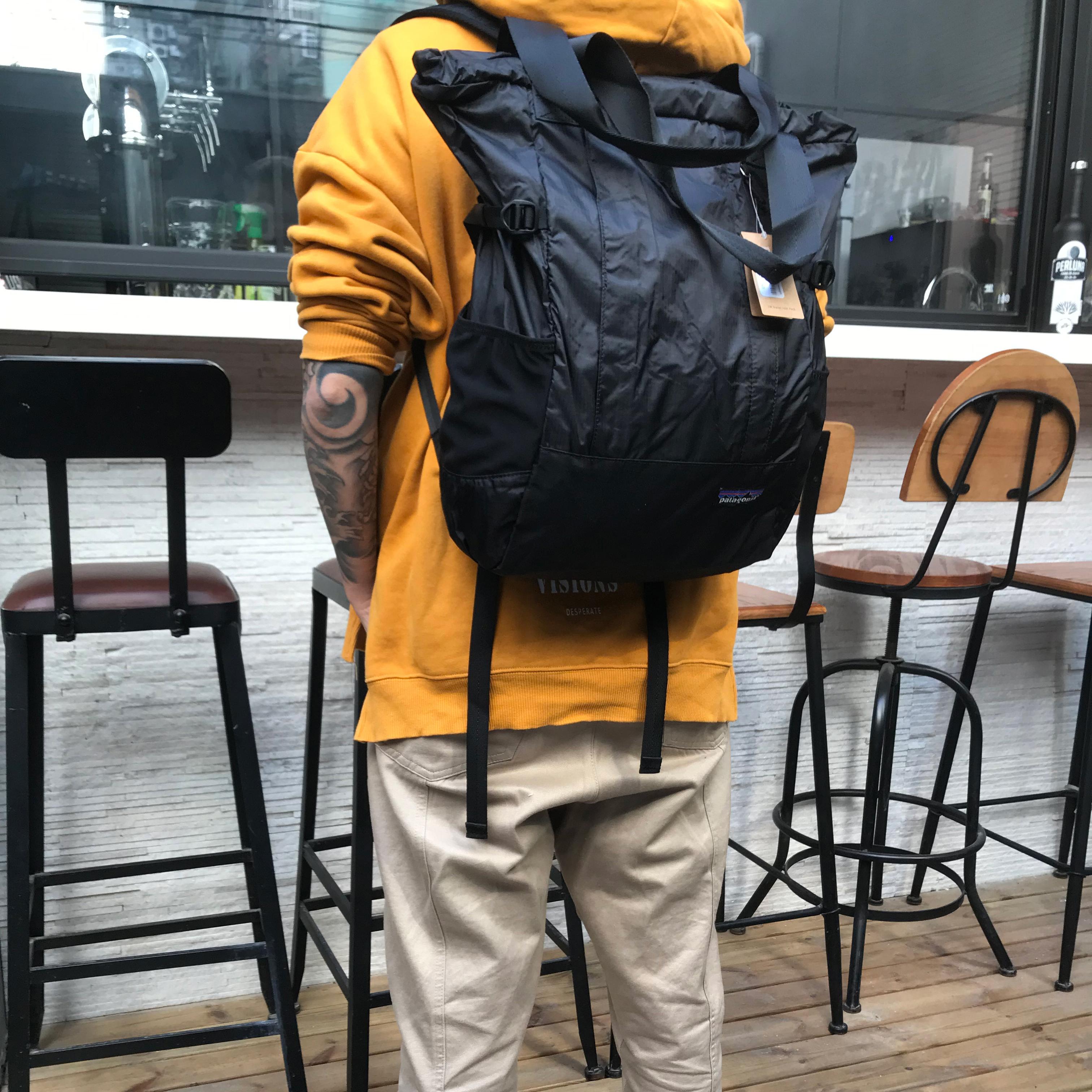 PATAGONIA巴塔多功能手提休闲包双肩包户外徒步旅行包男女通用款