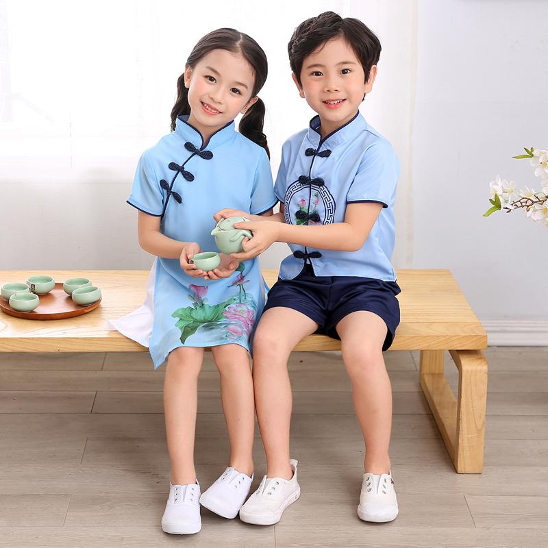 Национальная китайская одежда Артикул 589158126669