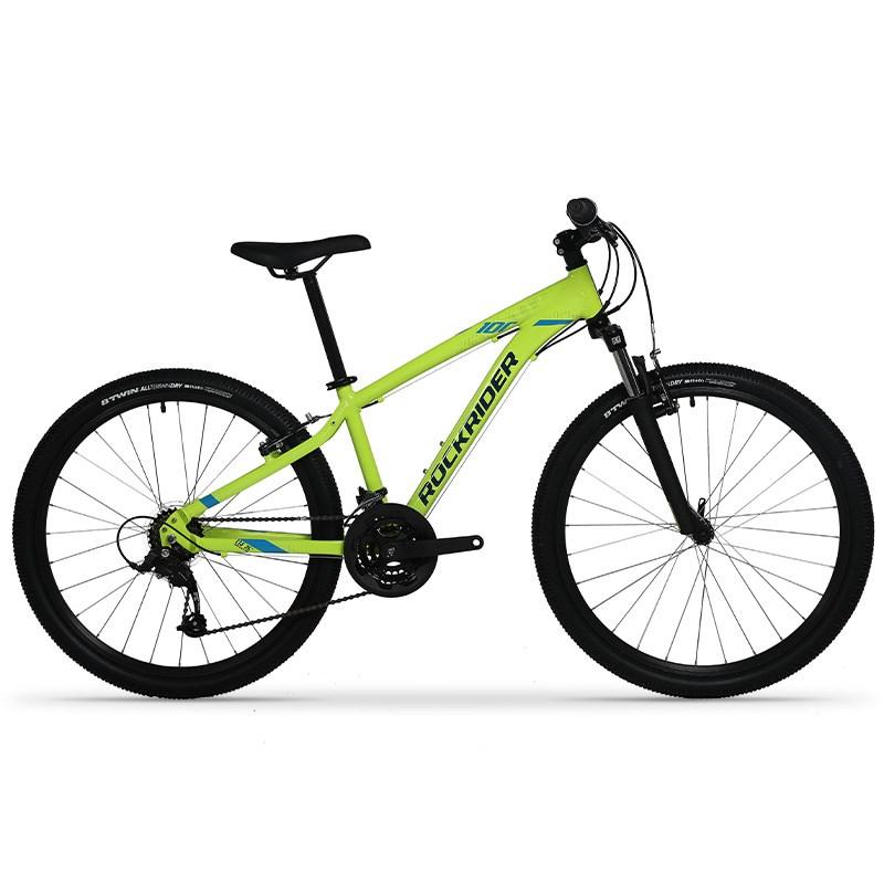迪卡侬山地自行车ST100越野山地车避震成人青少年男女学生单车RR