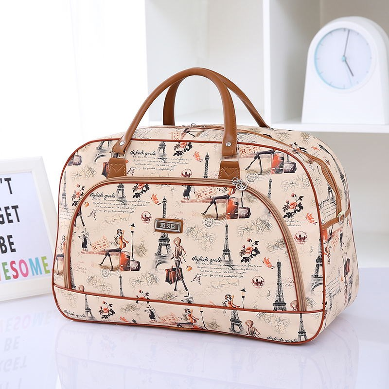 2019 clothes loading large capacity hand luggage bag large size travel putting clothes packing bag storage package travel