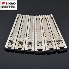 刀片美工刀不锈钢大号重型刀架夹板刀工业用切割金属壁纸刀装潢刀
