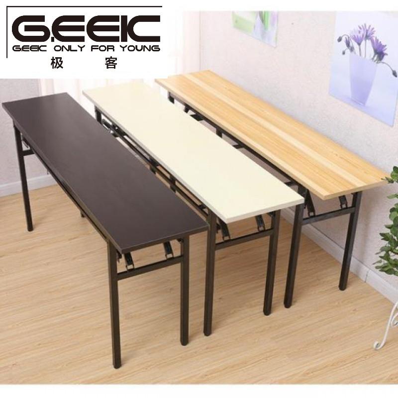 专用折叠桌餐桌家用喝茶多用茶桌早餐简单小折叠桌长形小棹子简易