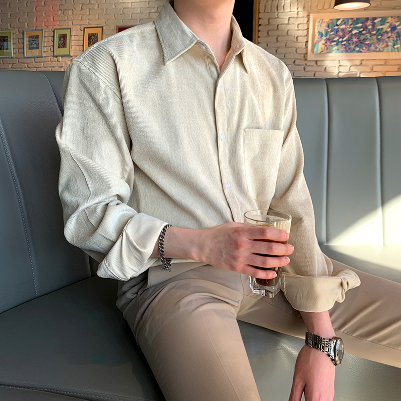 Мужские рубашки Артикул 636086802992