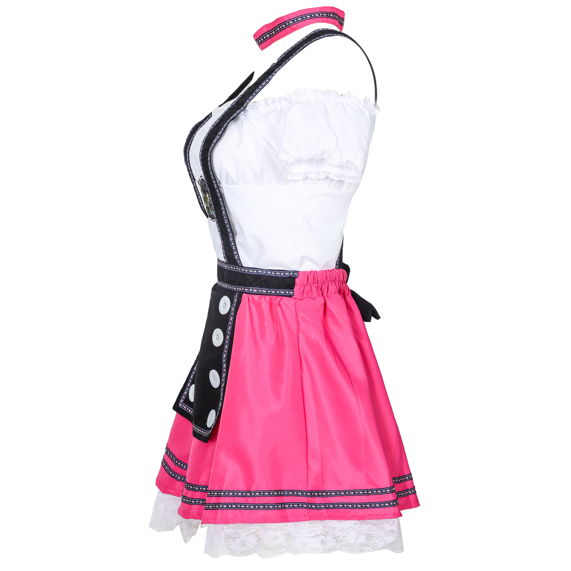 Beer Festival costume cos animation adult maid dress lovely Maid uniform Munich beer skirt
