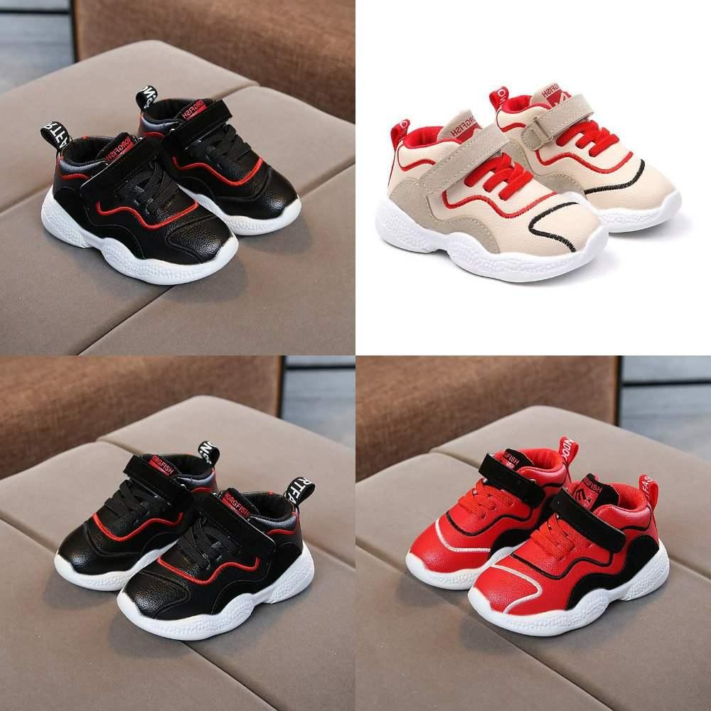 迪卡侬小童鞋子1岁男童2秋天3儿童4女宝5春秋6女童软底运动冬季1