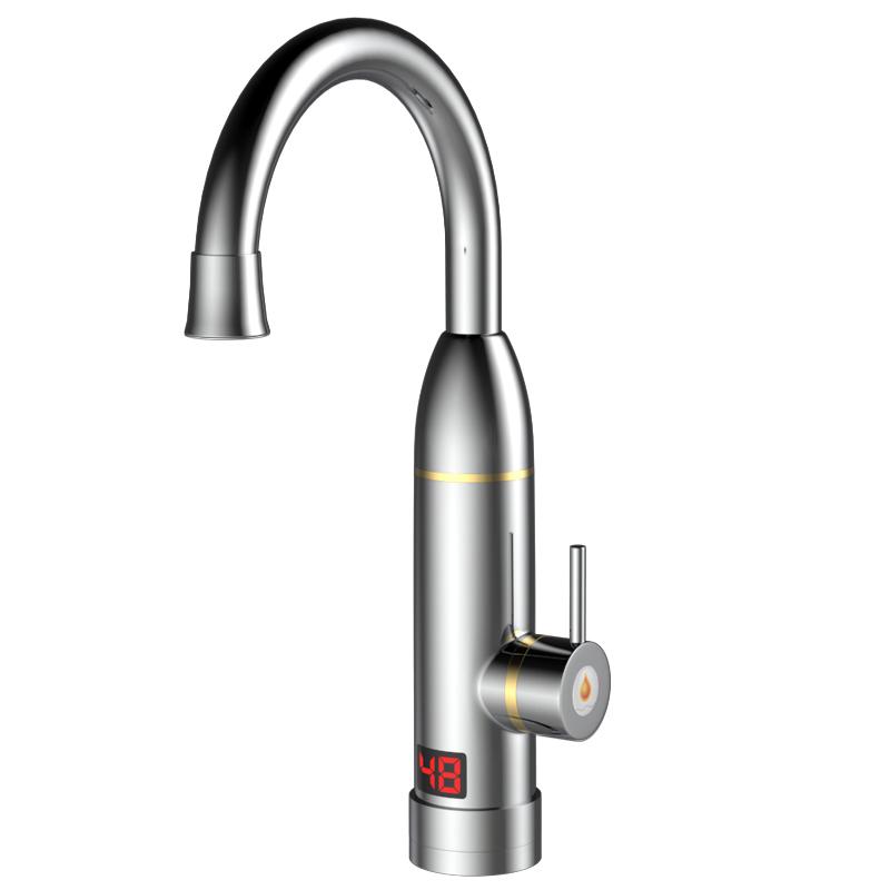 小鸭牌电热水龙头速热即热式家用加热小厨宝过自来水热厨房热水器