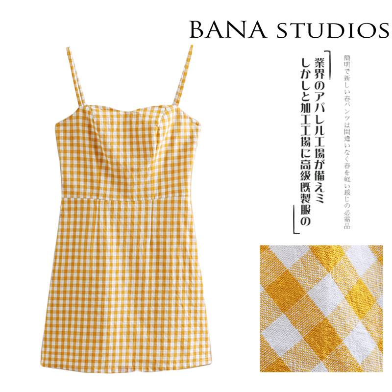 Bana Xiaofeis new foreign trade clothing store Banas new collection in summer of 2019