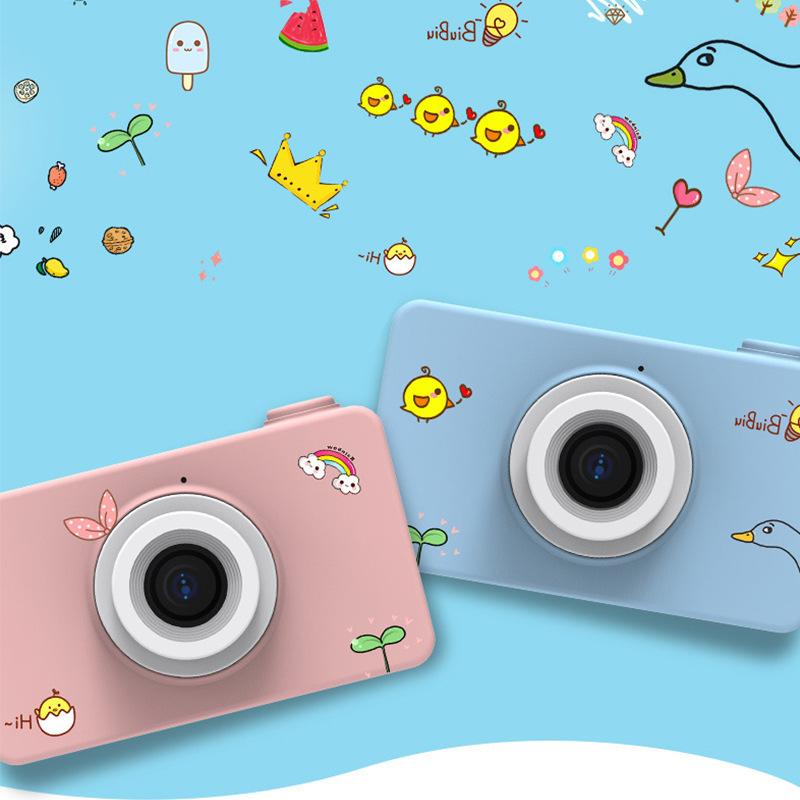新商品の5世代の子供のミニデジタルカメラの小さい一眼レフの高清の写真撮影のスポーツのおもちゃのカメラの贈り物