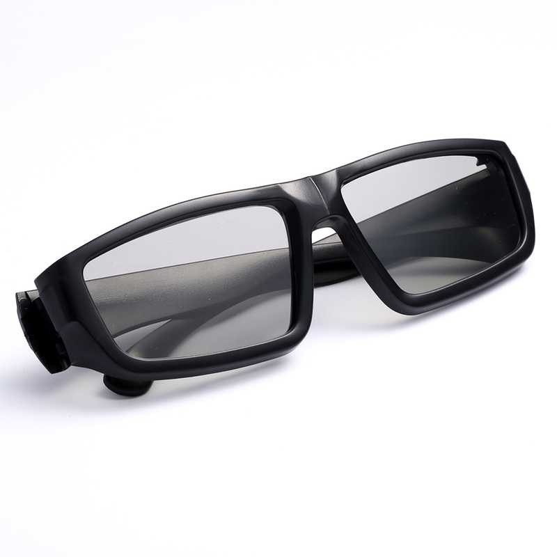? Left and right 3D glasses home 3D glasses home stereo general purpose cinema mobile phone computer clip large