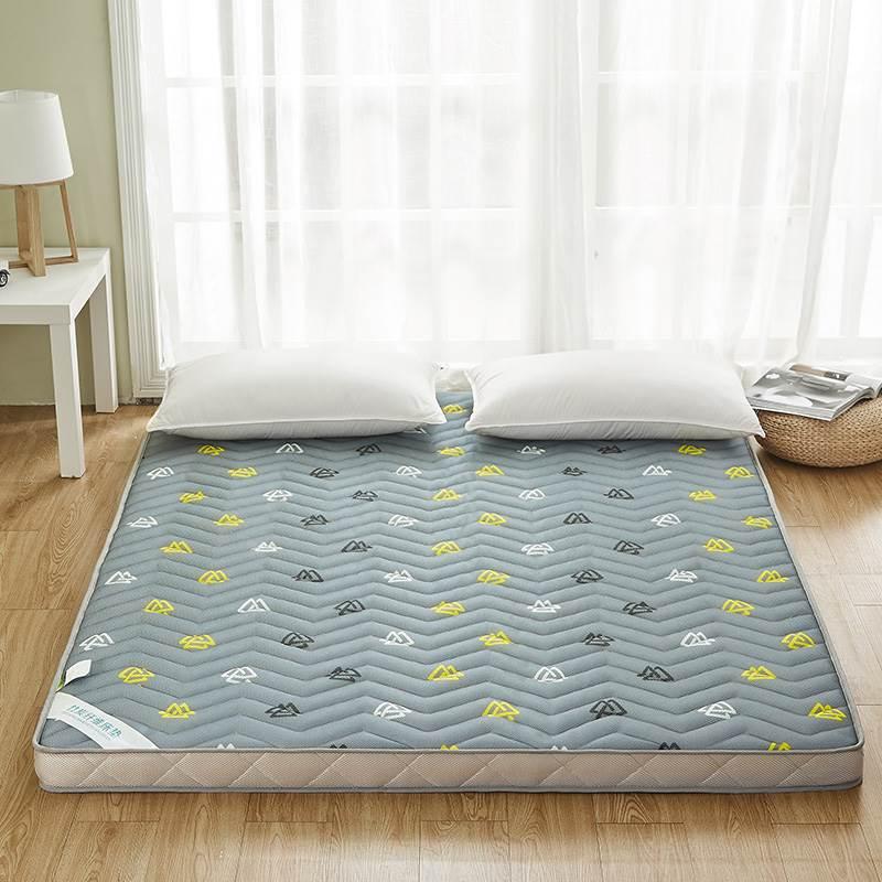大学软垫睡觉簿平1.8米双人床床垫(用30.86元券)