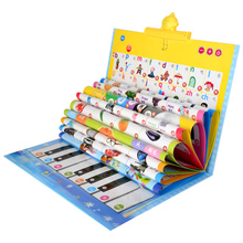 Pinyin Voice Wallchart Voice Children Early Education Voice Intelligence Toys 1-year-old Baby Enlightenment 3 Kids Literacy Wall Paste