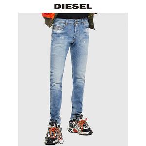 diesel男士tepphar-x修身牛仔裤
