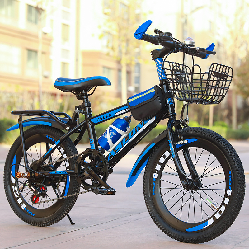 儿童自行车7-8-9-10-11-15岁20寸中大童单车男女孩变速山地车赛车