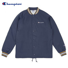 CHAMPION autumn and winter ACTION STYLE new men's casual baseball cotton velvet embroidered jacket