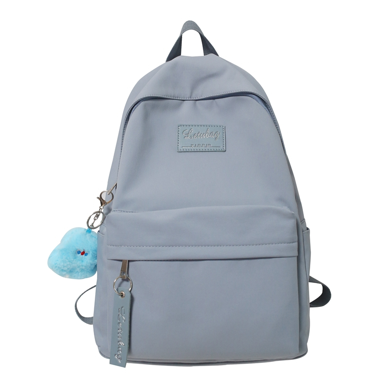 高中学生夏书包女初中生大学生小学生三到六年级背包大容量双肩包
