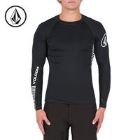 2017VOLCO US VIBES Surfing Wear мужской Дайвинг быстросохнущей службы медуз длина Рубашка с разделенным зимним пальто