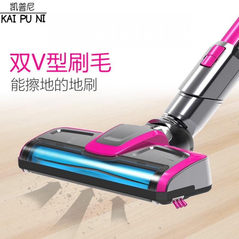 Large suction household wireless handheld cordless vacuum cleaner for mite removal
