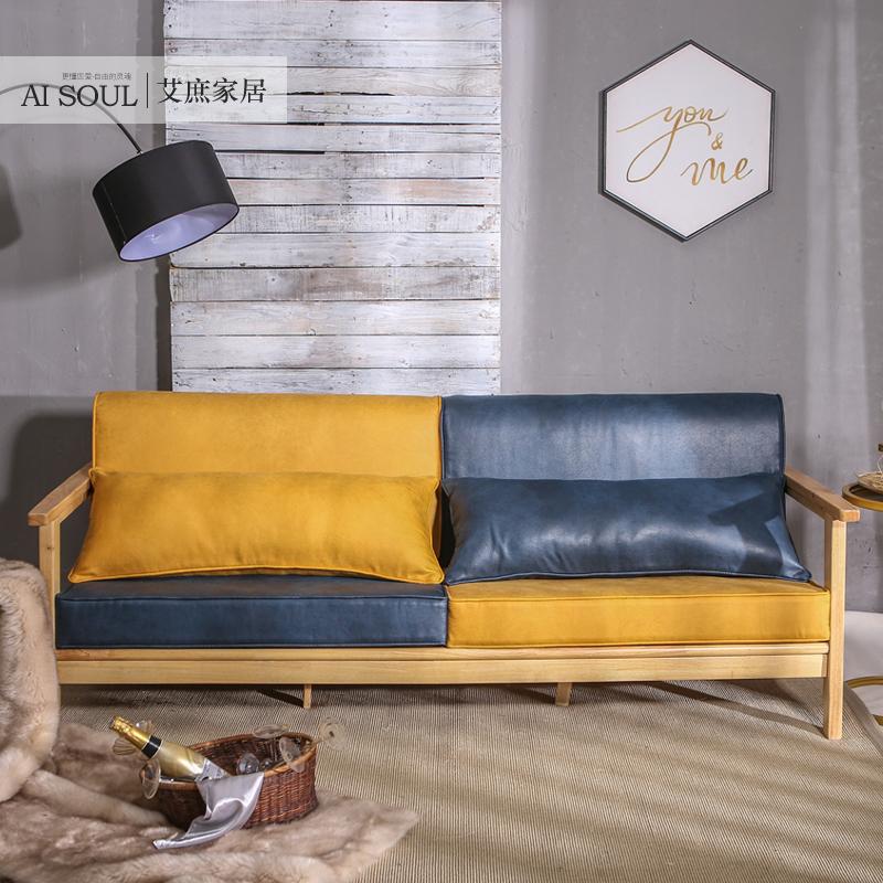 沙发海绵垫加厚加硬45D高密度海绵沙发垫定制家用红实木坐垫定做