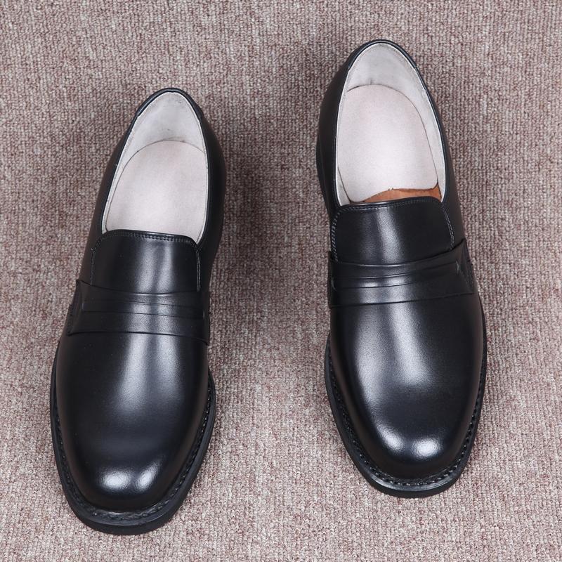 3516工厂87式将军老式军官制式皮鞋_3516工厂87式将军皮鞋 老式军官制式鞋校尉军鞋工作职业商务皮鞋