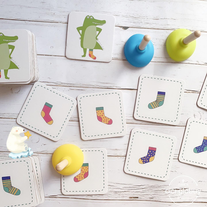 现货 儿童益智桌面玩具吸盘袜子游戏多人亲子游戏比赛