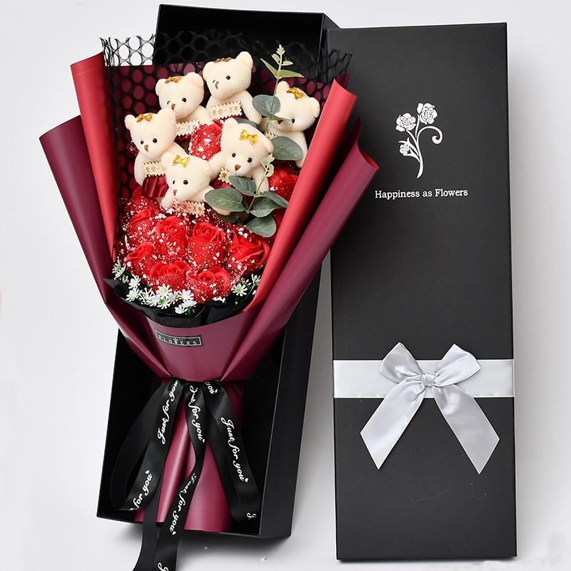 生日礼物女生送女友闺蜜特别浪漫热销0件假一赔十