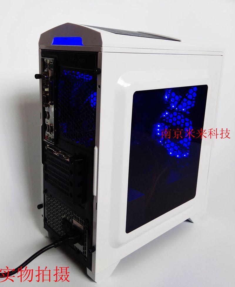 i5台式机电脑 皇冠店铺质保三年 英雄联盟高配置电脑魔兽剑灵游戏