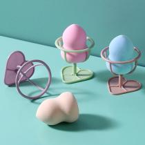 彩妆蛋粉扑收纳架美妆蛋架子葫芦粉扑架美容工具化妆蛋海绵蛋托架