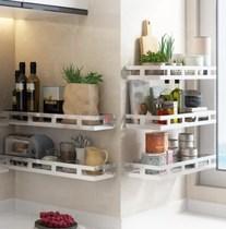 层架厨房免打孔置物架壁挂酱油壁挂式墙挂收纳架油瓶墙面调味盒