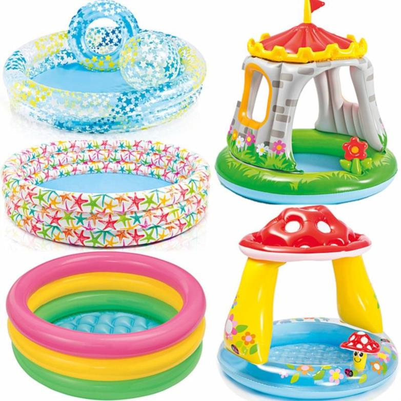 券后14.11元充气户外海洋球池室内家庭滑梯玩具