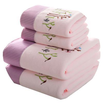 Towel after bath bath scarf bath towel body bath towel towel two water absorbent body towel