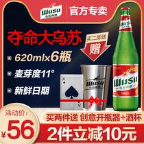 罐12500ml整箱装高大师精酿啤酒茉莉花茶拉格啤酒小麦白鲜活版