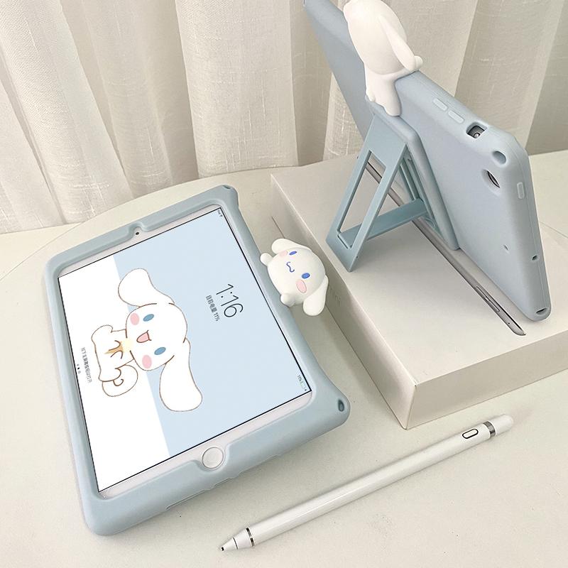 可爱2020新iPad保护套10.2寸2air3平板壳6防摔8代5mini4卡通9.7寸