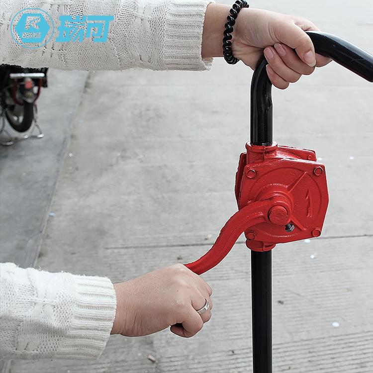 Рука насос дизельное топливо насос привлечь насос масло привлечь вручную привлечь заправка чугун насос машинное масло дозаправить насос