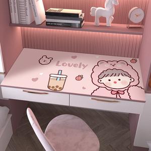 宿舍学习写字桌可爱少女心日系桌布