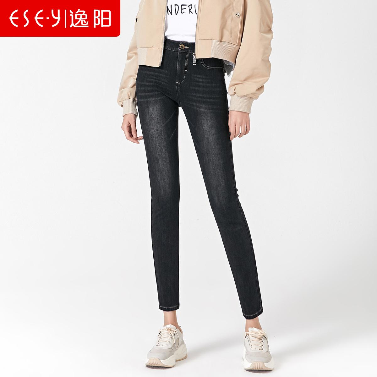 女裤牛仔裤铅笔裤新款推荐