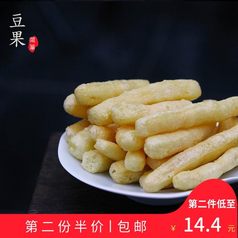 豆果 200克  第二袋半价 湖北武穴特产 豆腐条豆泡豆参 谦益农业