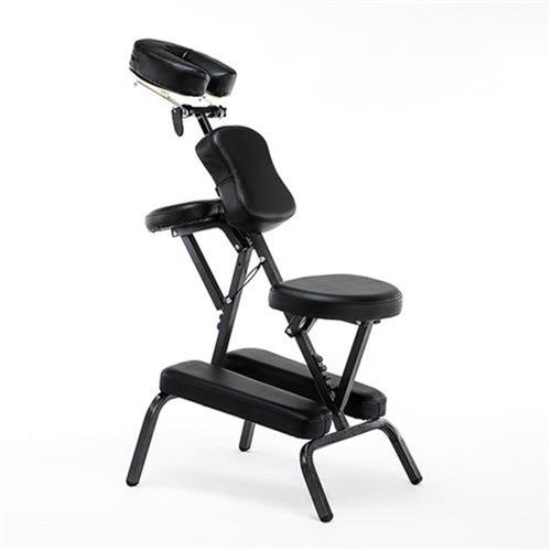 纹身F椅保健椅摩叠式按折椅便携A式推椅椅刮痧拿刺青椅子折叠美容
