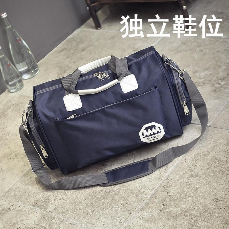 A bag of mens big line super large bag new type of portable pregnant womens admission to hospital