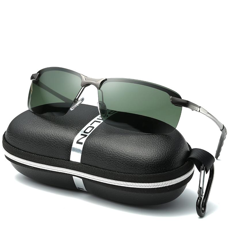 墨镜太阳镜男司机镜偏光镜开车驾驶镜眼睛男士增光夜视眼镜3043