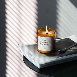 寓义 进口精油香薰蜡烛 卧室助睡眠安神香氛蜡烛送朋友礼物伴手礼图片